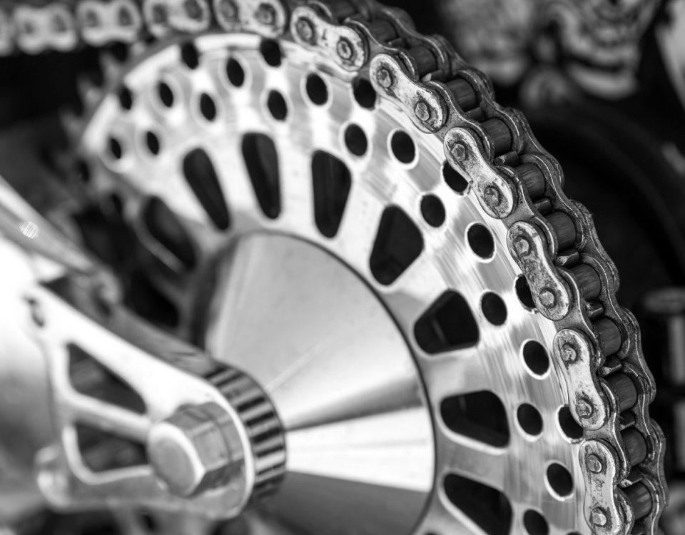 achat kit chaine moto
